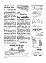 Maritime Reporter Magazine, page 55,  Jan 1985