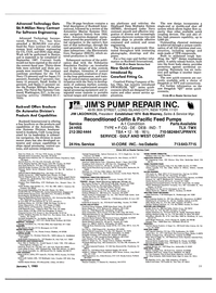 Maritime Reporter Magazine, page 59,  Jan 1985