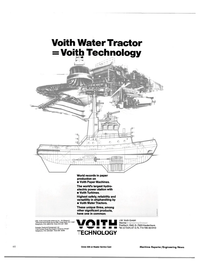 Maritime Reporter Magazine, page 60,  Jan 1985 USA Voith-Schneider America Inc .
