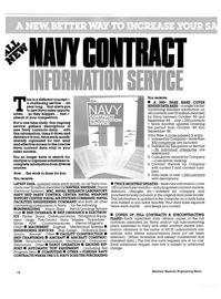 Maritime Reporter Magazine, page 10,  Jan 15, 1985 Naval Air Systems Command