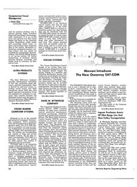 Maritime Reporter Magazine, page 20,  Jan 15, 1985 on-line link