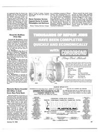 Maritime Reporter Magazine, page 27,  Jan 15, 1985 California