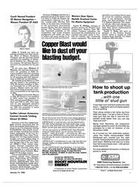Maritime Reporter Magazine, page 3,  Jan 15, 1985 Wyoming