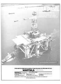 Maritime Reporter Magazine, page 11,  Feb 15, 1985