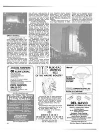 Maritime Reporter Magazine, page 12,  Feb 15, 1985