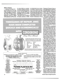 Maritime Reporter Magazine, page 14,  Feb 15, 1985
