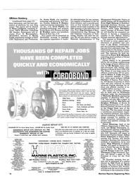 Maritime Reporter Magazine, page 16,  Feb 15, 1985