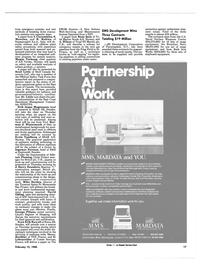 Maritime Reporter Magazine, page 17,  Feb 15, 1985 east coast