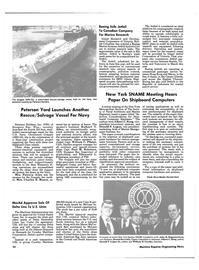 Maritime Reporter Magazine, page 22,  Feb 15, 1985 Victoria