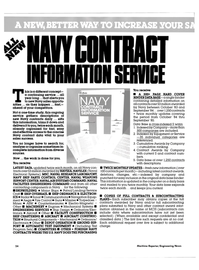 Maritime Reporter Magazine, page 24,  Feb 15, 1985 FOREIGN NAVY