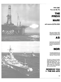 Maritime Reporter Magazine, page 26,  Feb 15, 1985 Texas