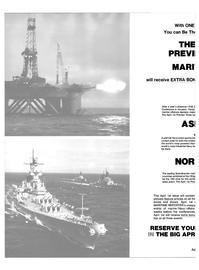 Maritime Reporter Magazine, page 26,  Feb 15, 1985
