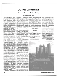 Maritime Reporter Magazine, page 30,  Feb 15, 1985