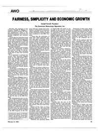 Maritime Reporter Magazine, page 37,  Feb 15, 1985