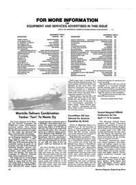 Maritime Reporter Magazine, page 42,  Feb 15, 1985 Antarctic