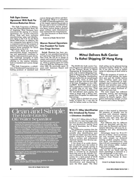Maritime Reporter Magazine, page 6,  Feb 15, 1985 Hyde