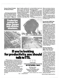 Maritime Reporter Magazine, page 8,  Mar 1985 Carsey Manning