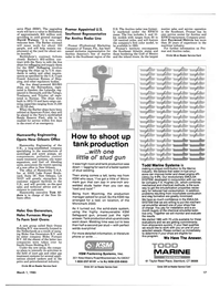 Maritime Reporter Magazine, page 15,  Mar 1985 New Jersey