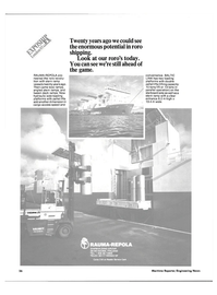 Maritime Reporter Magazine, page 24,  Mar 1985