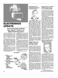 Maritime Reporter Magazine, page 38,  Mar 1985