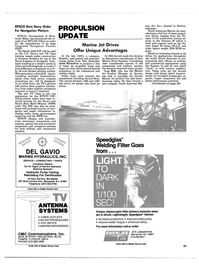 Maritime Reporter Magazine, page 43,  Mar 1985 Arkansas