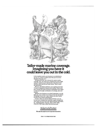 Maritime Reporter Magazine, page 17,  Mar 15, 1985 insurance marketplace