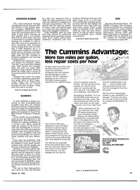 Maritime Reporter Magazine, page 25,  Mar 15, 1985