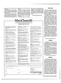 Maritime Reporter Magazine, page 32,  Mar 15, 1985 A. Allicvi