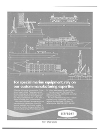 Maritime Reporter Magazine, page 4th Cover,  Mar 15, 1985