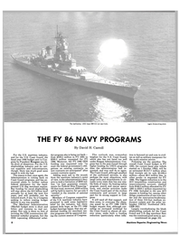 Maritime Reporter Magazine, page 6,  Mar 15, 1985
