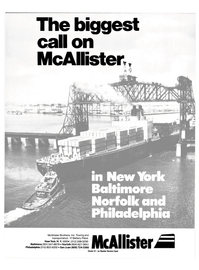 Maritime Reporter Magazine, page 1,  Apr 1985 New York