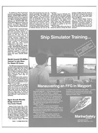 Maritime Reporter Magazine, page 3,  Apr 1985