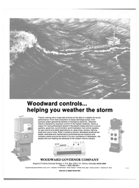Maritime Reporter Magazine, page 2nd Cover,  May 15, 1985