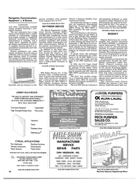 Maritime Reporter Magazine, page 28,  May 15, 1985