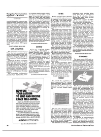 Maritime Reporter Magazine, page 30,  May 15, 1985