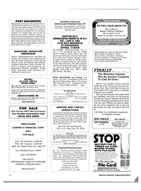 Maritime Reporter Magazine, page 38,  May 15, 1985 Maryland