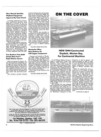 Maritime Reporter Magazine, page 6,  May 15, 1985 Quebec