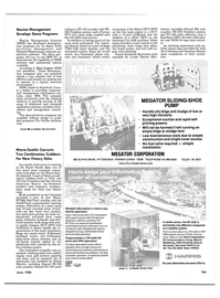 Maritime Reporter Magazine, page 105,  Jun 1985