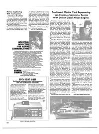 Maritime Reporter Magazine, page 106,  Jun 1985