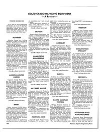 Maritime Reporter Magazine, page 110,  Jun 1985