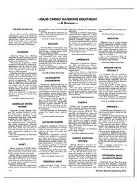 Maritime Reporter Magazine, page 112,  Jun 1985