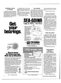 Maritime Reporter Magazine, page 114,  Jun 1985