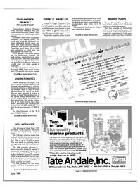 Maritime Reporter Magazine, page 115,  Jun 1985