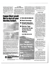 Maritime Reporter Magazine, page 116,  Jun 1985