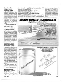 Maritime Reporter Magazine, page 119,  Jun 1985