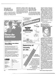 Maritime Reporter Magazine, page 122,  Jun 1985