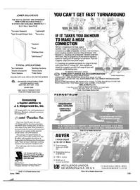 Maritime Reporter Magazine, page 127,  Jun 1985