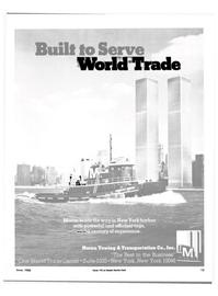 Maritime Reporter Magazine, page 11,  Jun 1985