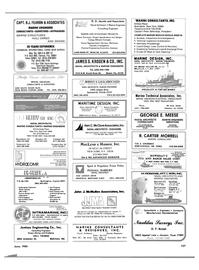 Maritime Reporter Magazine, page 129,  Jun 1985