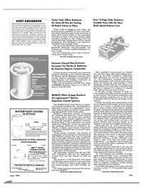 Maritime Reporter Magazine, page 135,  Jun 1985